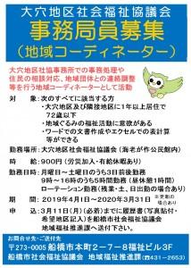 21.求人ポスター(大穴)
